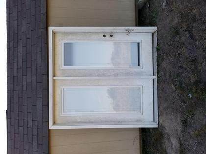 2 year old 2x6 atrium exterior door nothing wrong with it. I went back with a single door. 250 obi txt at 33seven-9three6-zero8seven1 & Buy u0026 Sell Doors - Beaumont TX Houston TX Lake Charles LA ... pezcame.com